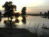 Mundu - Southern Chad: sunset (photos by Silvia Montevecchi)