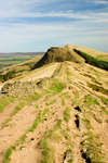 Peak District, Derbyshire, England: path leading to Mam Tor from Losehill - near Castleton - photo by I.Middleton